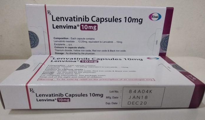 Thuoc-Lenvima-Lenvatinib-dieu-tri-benh-ung-thu-gan-than